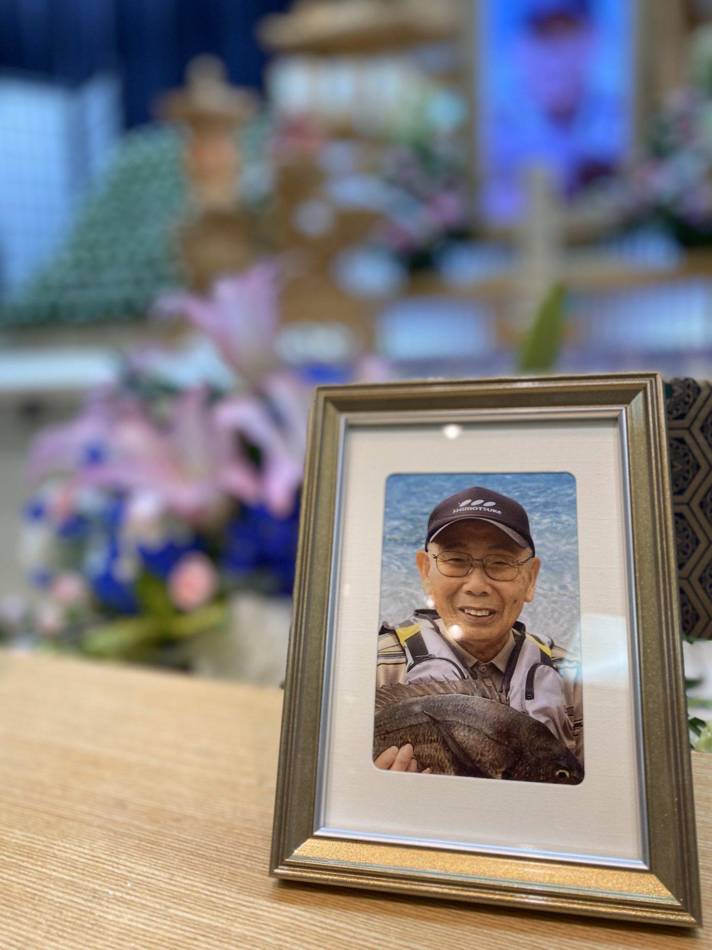名古屋市 平安会館 故人様のお写真アップ