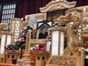 名古屋市守山区 守山斎場 祭壇写真