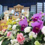 名古屋市緑区 浦里斎場 祭壇