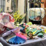 名古屋市北区 平安会館 名古屋斎場 家族葬 折り紙 納棺品