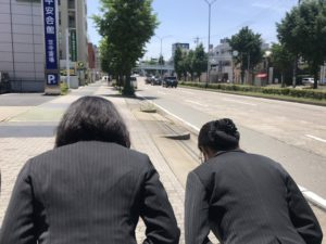 名古屋市南区 笠寺斎場 出棺