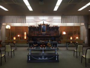 知多市 八幡チタソーホール 式場