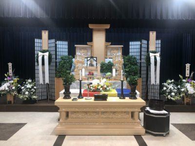 祭壇のお写真