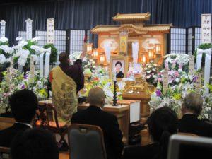 名古屋市緑区 有松斎場 葬儀
